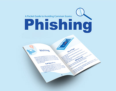 A Pocket Guide to Common Scams: Phishing