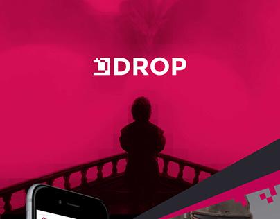 Drop: Website Magazine