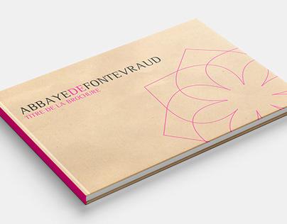 ABBAYE DE FONTEVRAUD Brochure