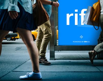 RIF. Rebranding