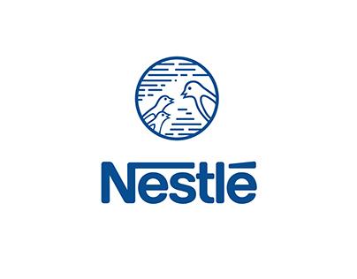 Nestle Re-Design