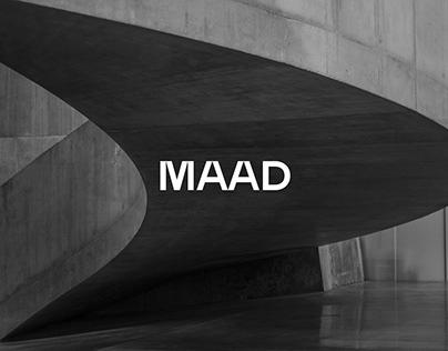 MAAD: Brand Identity