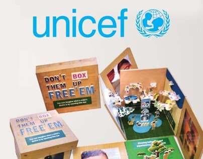 UNICEF - Box of Freedom