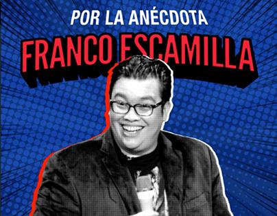 """GIF I Franco Escamilla """"Por la anécdota"""" Esp. Netflix"""