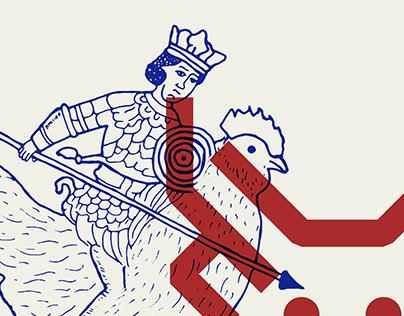 Fast Food Restaurant / Branding & Visual Identity