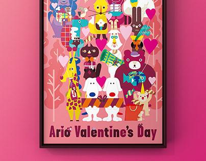 Valentine's Day ADVERTISING