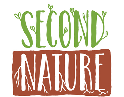 Second Nature Landscaping - Identity Design