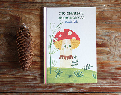 """""""Who visited a Tiny Toadstool?"""""""
