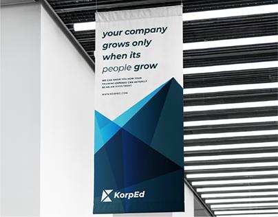 Korp Ed - Identity Design