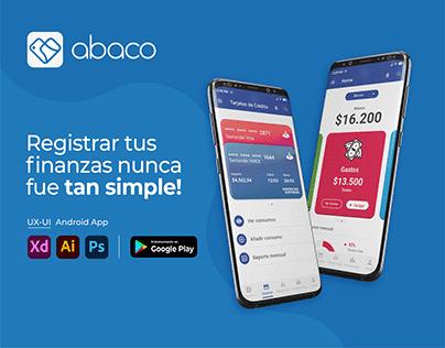 UX-UI App abaco