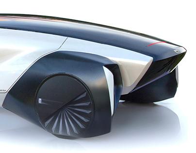 2050 Rolls Royce Luxury Lounge