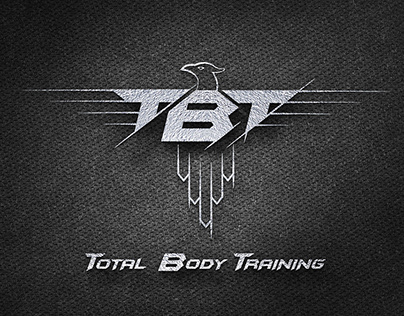 Total Body Training logo design