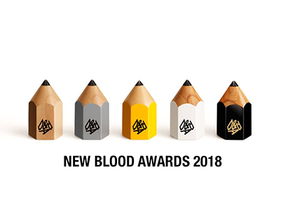 D&AD New Blood Awards 2018 - Contender