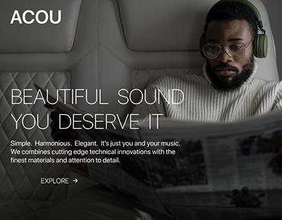 Concept Audio Store
