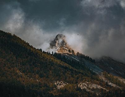 After the rain / Valais Switzerland