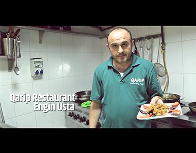 Qarip Restaurant / Engin Sabun