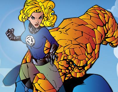 Fantastic Four 07