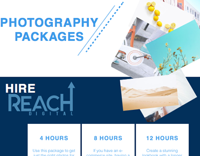 Commercial Graphic Designs on Behance