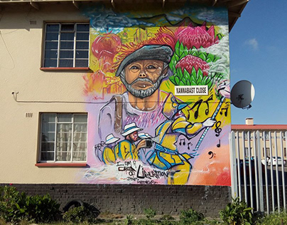 Mural Commisioned Paintings & Graffiti Projects