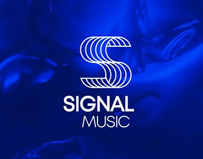 Signal Music | Logo Design