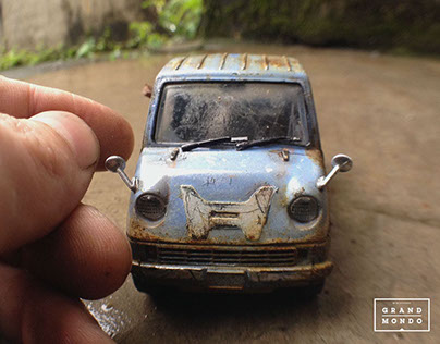 1963 - Honda T360