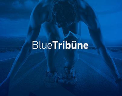 Blue Tribune Branding + UX/UI + Website