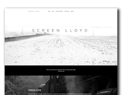 Screen Lloyd