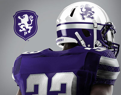 Piedmont Highlanders Athletic Brand Identity