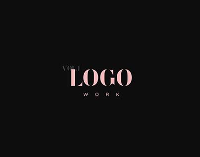 Logo Work - Volume 1