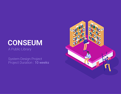 Conseum ( Research to Proposal) Public Library Part- A