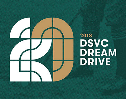 DSVC Dream Drive — branding + event promo