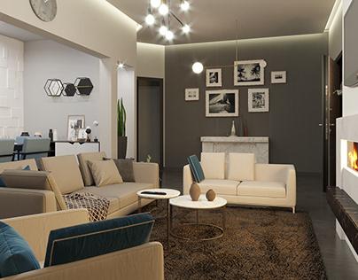 #appartement #minimalist #ambiance #nuit