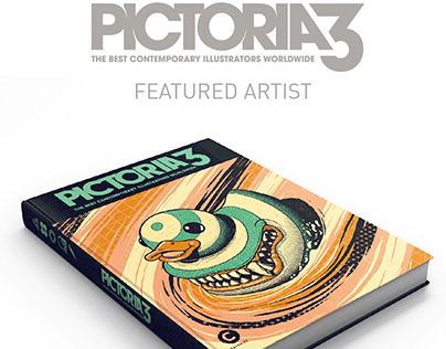 Pictoria 3 | Featured Artwork