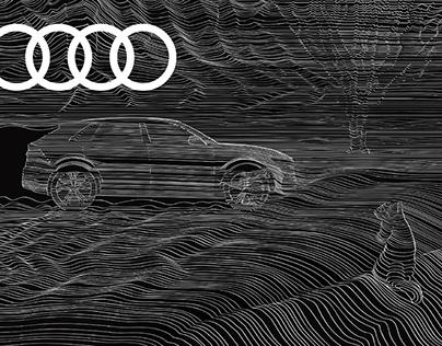Audi - Unbound - Contemporary İstanbul