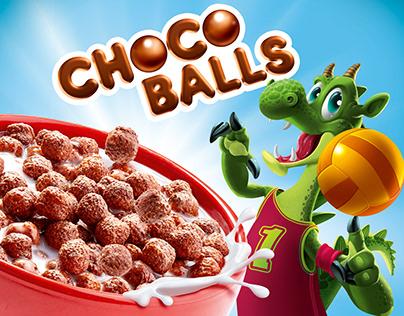"Kids' Breakfast Cereals ""Wafra"". Packaging Design"