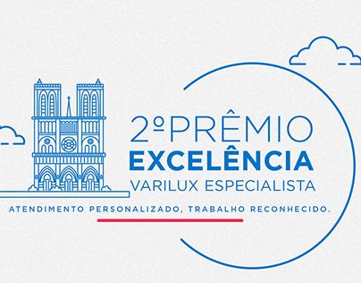 Conceito de Campanha Essilor - Varilux Especialista