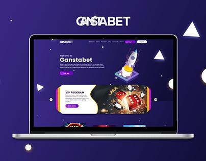 Online Gaming | Landing Page
