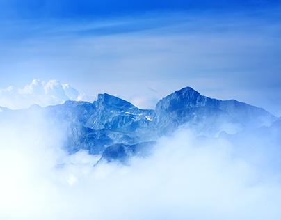 Swiss Alps Tourism Campaign