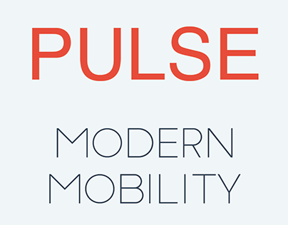 Pulse: Navigation for the Visually Impaired.