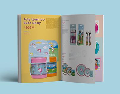 Catálogo - Colorear