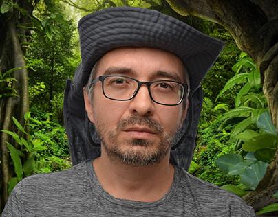 Retratos de cuarentena:selva