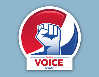 Pepsi- Be The Voice Campaign