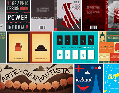 Graphic Design & Illustration Collection