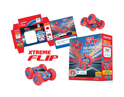 Extreme Flip Box Design