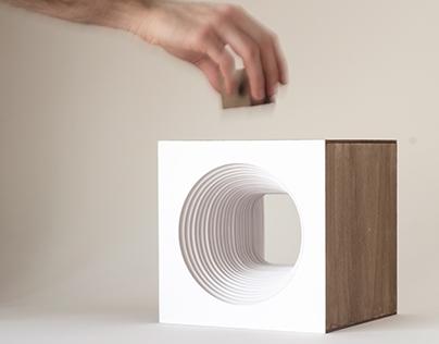 Light Cube - Panta Rei