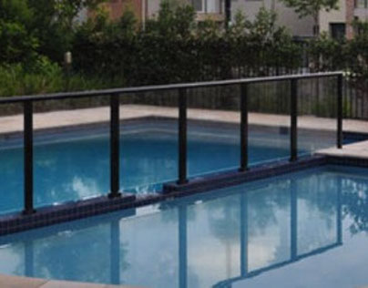 a Safe and Secure Pool Space with Glass Pool Fencing