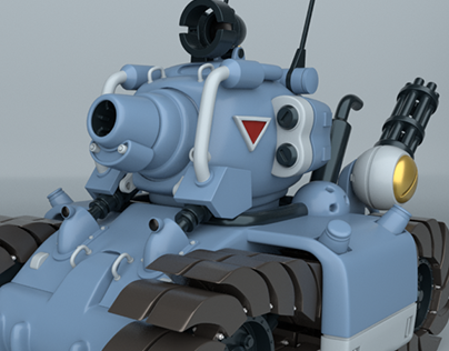 METAL SLUG VEHICLE