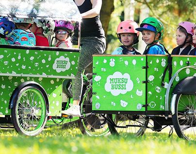 Muksubussi Daycare Wagon