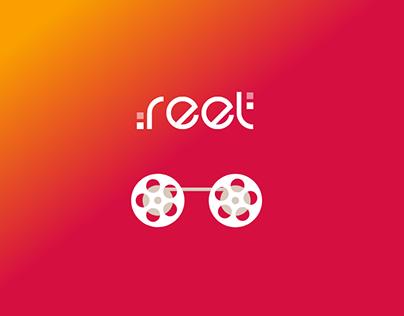 Reel Movie App UI