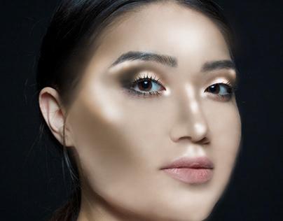 beauty retouch